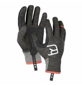 Ortovox Fleece Light Glove M Dark Grey Blend