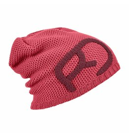 Ortovox Beanie Rock'n'Wool W Hot Coral