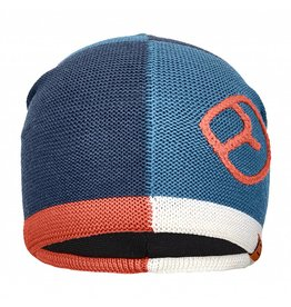 Ortovox Patchwork Beanie Night Blue
