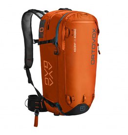 Ortovox Ascent 30 Avabag Kit Crazy Orange