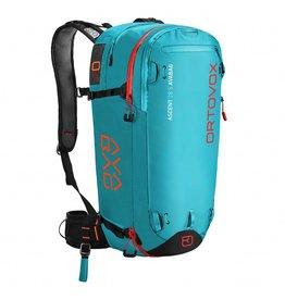 Ortovox Ascent 28 S Avabag Kit Aqua
