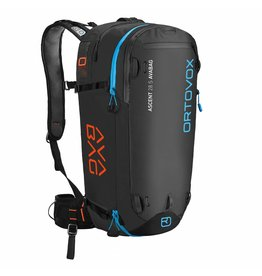 Ortovox Ascent 28 S Avabag Black Anthracite