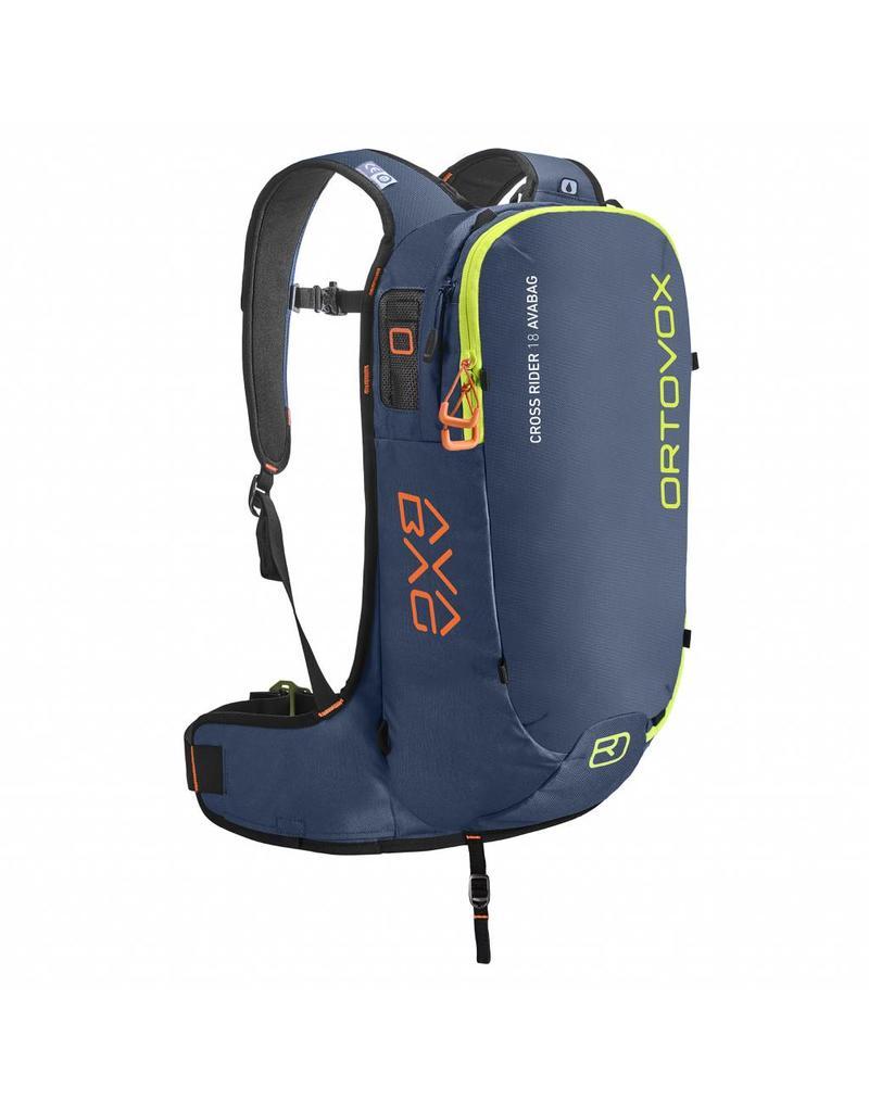 Ortovox Cross Rider 18 Avabag Night Blue