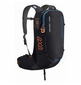 Ortovox Cross Rider 18 Avabag Black Raven