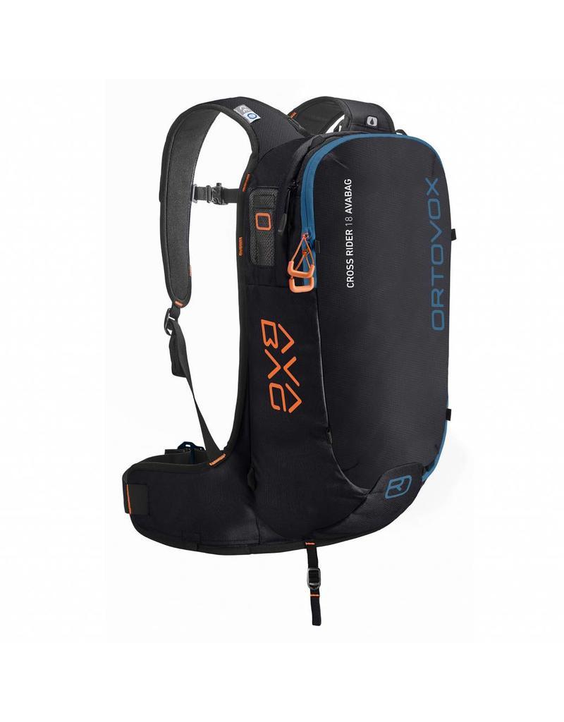 Ortovox Cross Rider 18 Avabag Kit Black Raven