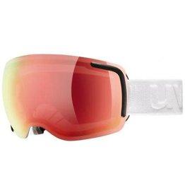 Uvex Big 40 VFM Goggle White Mat