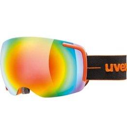 Uvex Masque Big 40 FM Orange