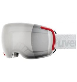Uvex Big 40 LM Skibril White Mat