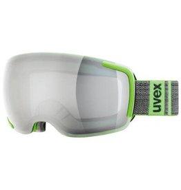 Uvex Big 40 LM Skibril Lime Mat