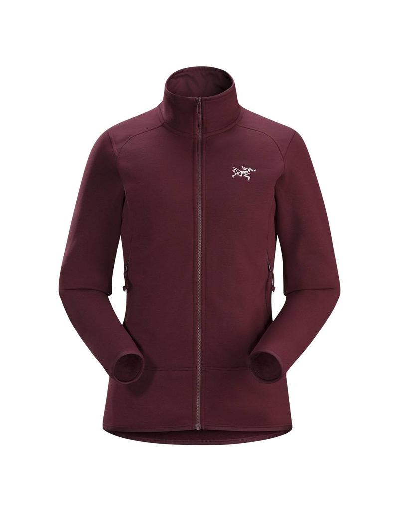 Arc'teryx Kyanite Jacket W Crimson
