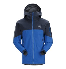 Arc'teryx Rush Jacket M Blue Northern