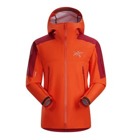 Arc'teryx Rush LT Jacket M Firecracker