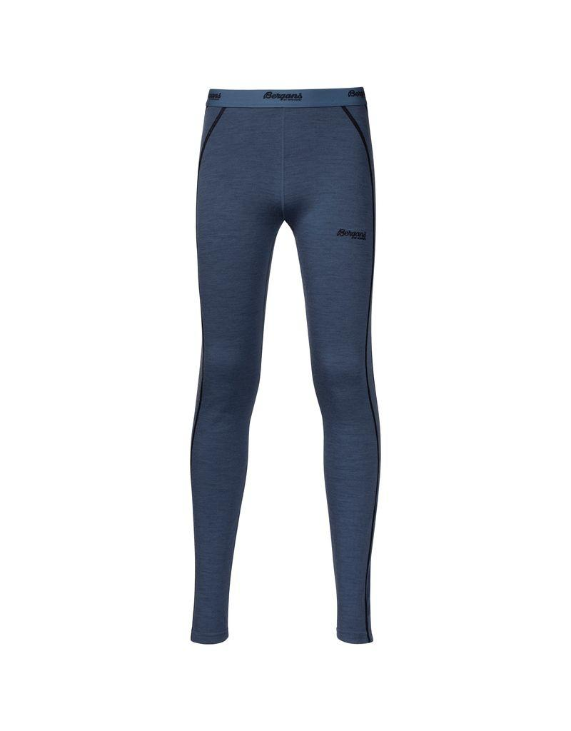 Bergans Akeleie Youth tights Fogblue