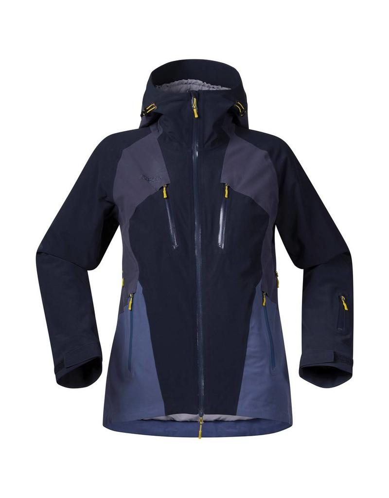 Bergans Oppdal Lady Jacket Dark Navy