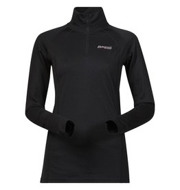 Bergans Fjellrapp Lady Half Zip Black