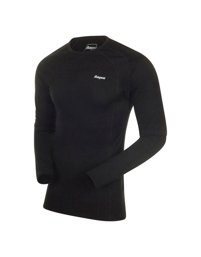 Bergans Fjellrapp Shirt Zwart