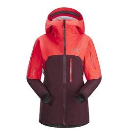 Arc'teryx Shashka Jacket W Crimson Aura