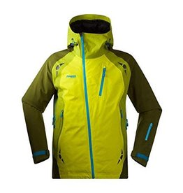 Bergans Isogaisa Insulated Jacket Citrus Green