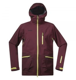 Bergans Myrkdalen Insulated Jacket Ruby