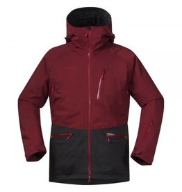 Bergans Myrkdalen Insulated Jacket Burgundy