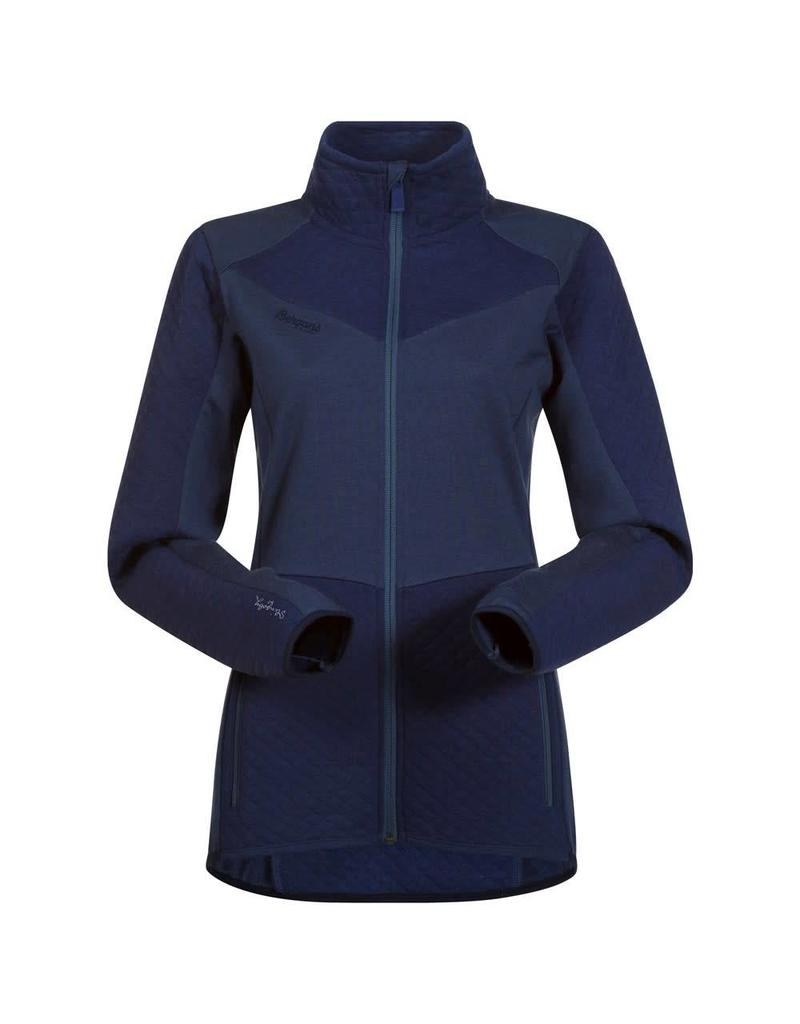 Bergans Middagstind Lady Jacket Dusty Blue