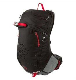 Bergans Backpack Istinden 26L Black Red Grey