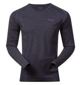 Bergans Fjellrapp Shirt Night Blue Melange