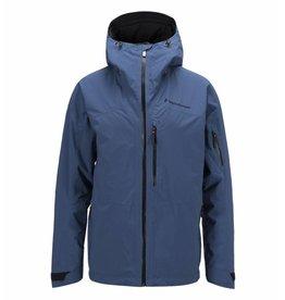 Peak Performance Heli 2L Gravity Jacket Blue
