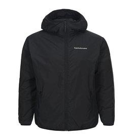 Peak Performance Men's Krypton Hooded Ski Jacket Black