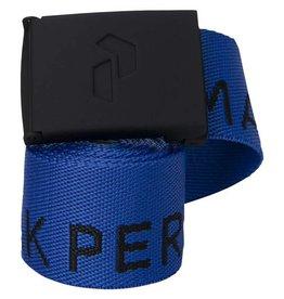 Peak Performance Rider Belt Salute Blue