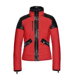 Goldbergh Leonie Jacket Red