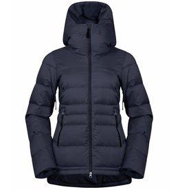 Bergans Stranda Down Hybrid Women Jacket Dark Navy Fog Blue