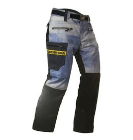 Energiapura Diamond Skibroek Jeans Blue
