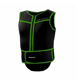 Energiapura Gilet Protector Turtle JR Black Green