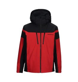 Peak Performance Men's Padded Hipecore+ Lanzo Ski Jacket Dynared