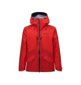 Peak Performance Teton Goretex Shell Jacket Rood Pompeian