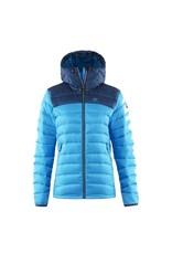 Elevenate Agile Hood Ski Jacket Ocean Blue
