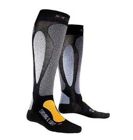 X-Socks Ski Carving Ultralight Noir Orange