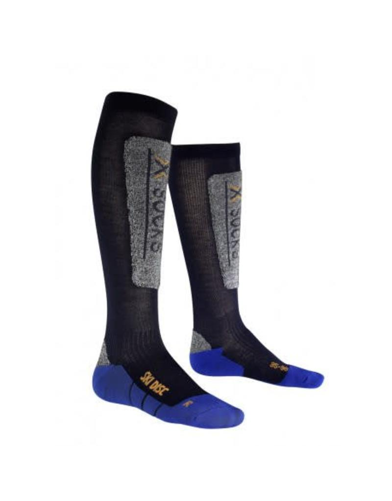 X-Socks Ski Discovery Junior Blue Marine Cobalt