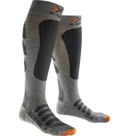 X-Socks Ski Silk Merino Gris Anthracite