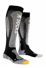 X-Socks Ski Carving Silver Black Grey