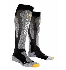 X-Socks Ski Carving Argent Noir Gris