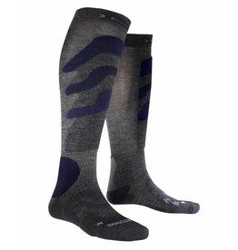 X-Socks Ski Precision Gris Bleu