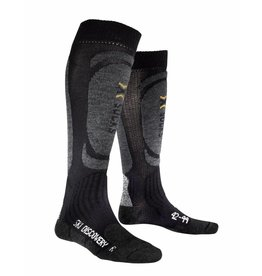X-Socks Ski Discovery Black Antracite