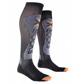 X-Socks Ski Energizer Light Black Melange