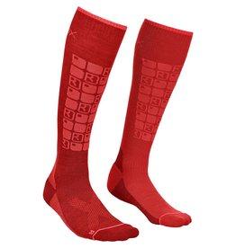 Ortovox Ski Compression Socks W Dark Blood