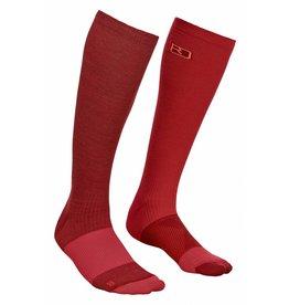 Ortovox Tour Compression Socks W Dark Blood
