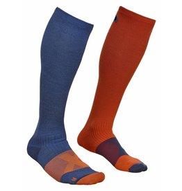 Ortovox Tour Compression Socks M Night Blue