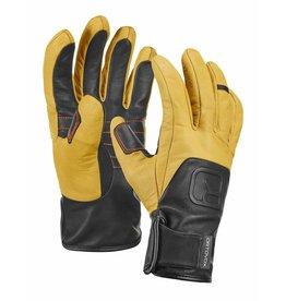 Ortovox Pro Leather Glove Light Brown