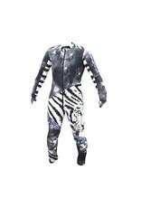 Energiapura Thermo Racing Suit Tiger Black SR